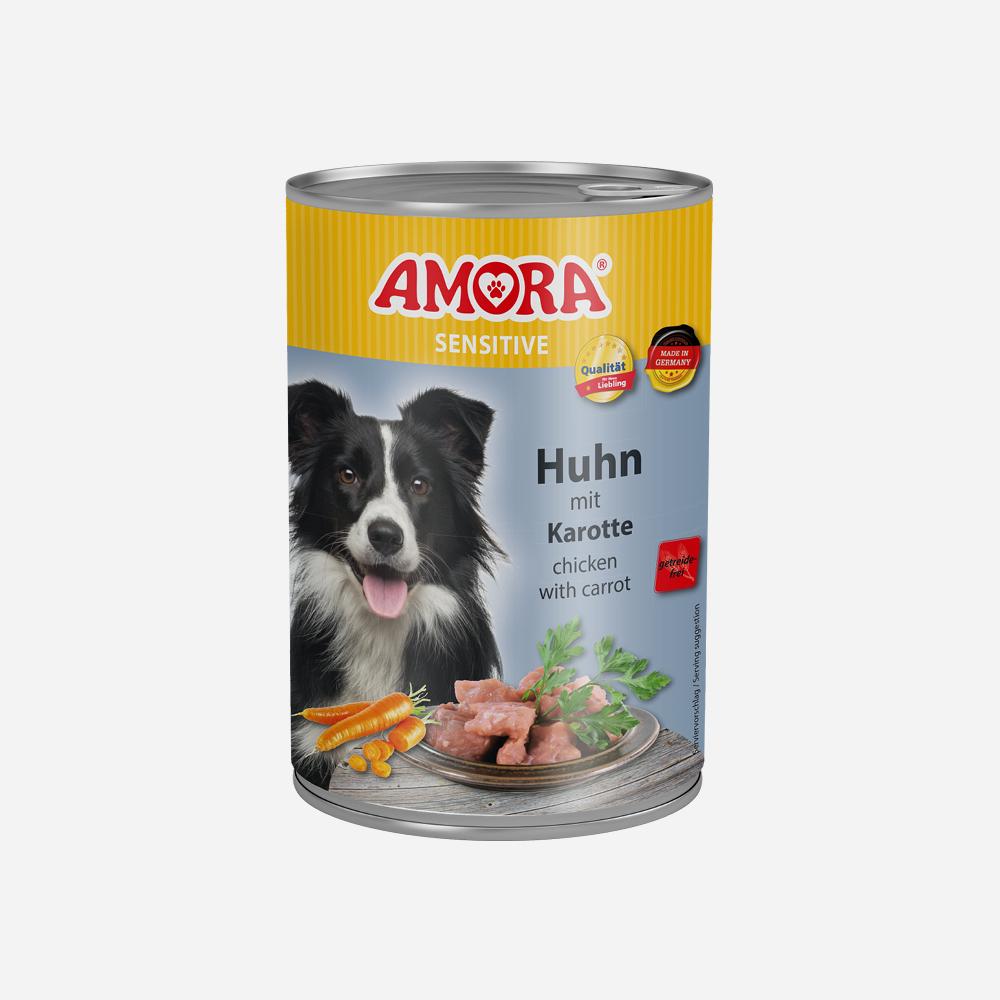 produkte-hund-sensitive-huhn-400g
