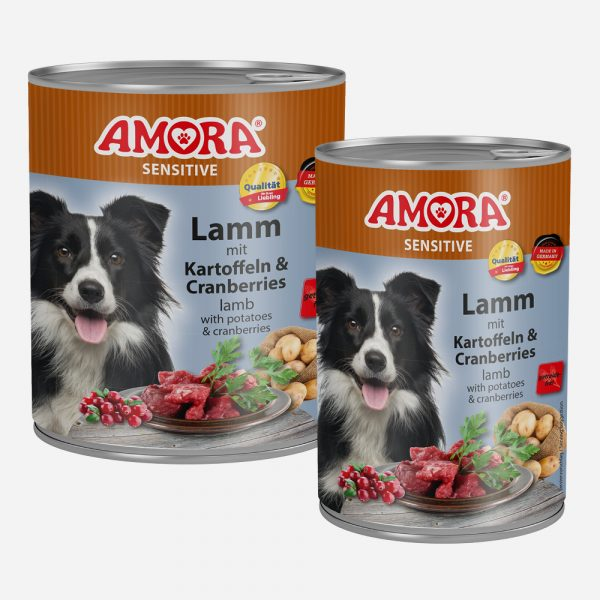 produkte-hund-sensitive-lamm-kartoffel-cranberries