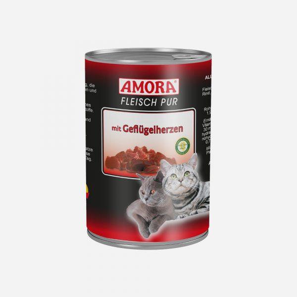 produkte-katze-fleisch-pur-gefluegelherzen-400g