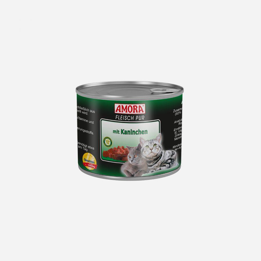 produkte-katze-fleisch-pur-kaninchen-200g