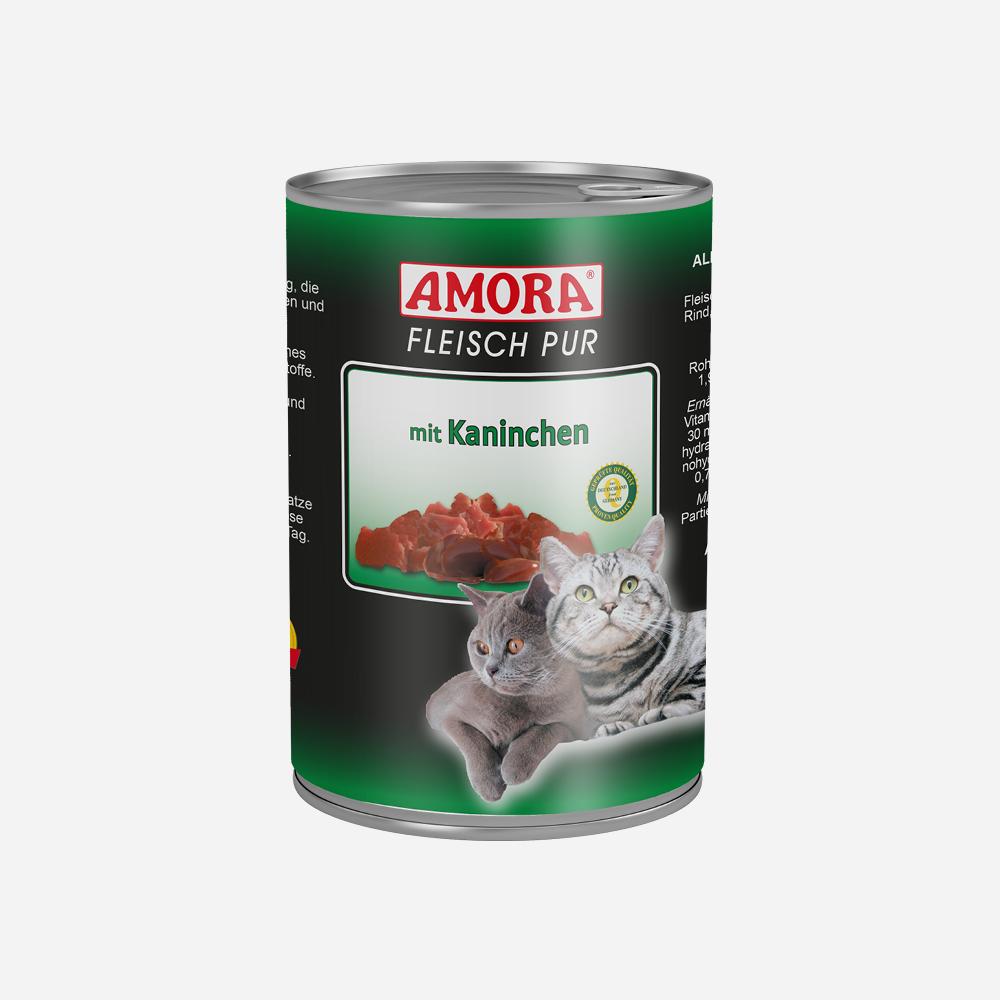 produkte-katze-fleisch-pur-kaninchen-400g