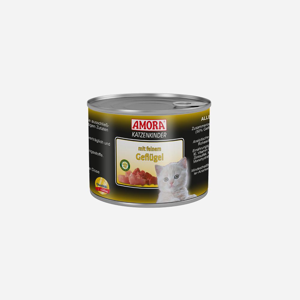 produkte-katze-fleisch-pur-kitten-feinem-geflugel-200g