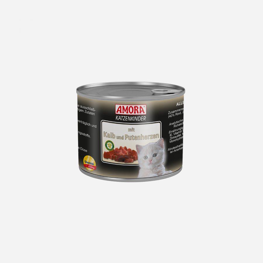produkte-katze-fleisch-pur-kitten-kalb-putenherzen-200g